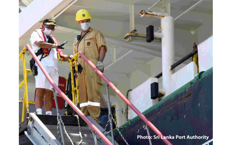 UN agencies call for urgent action on crew changes and keyworker designation for sea and air workers